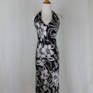 Vintage Betsey Johnson Embellished Silk Dress